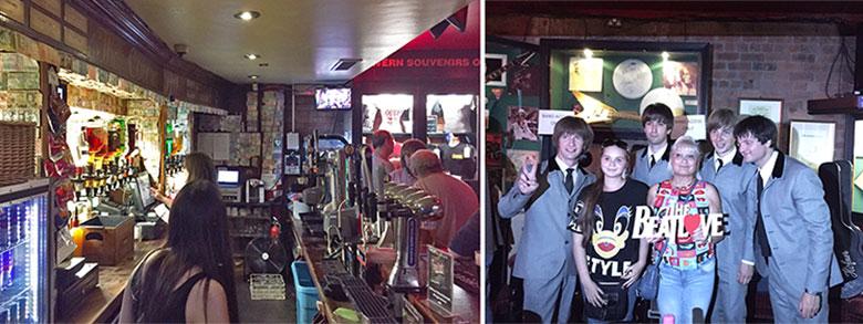 Cavern Pub em Liverpool