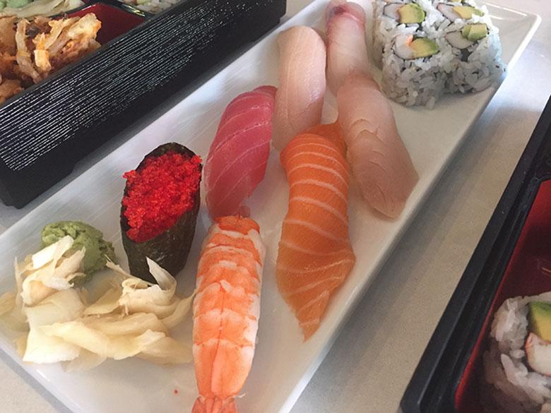 Sushi Special Haru Sushi