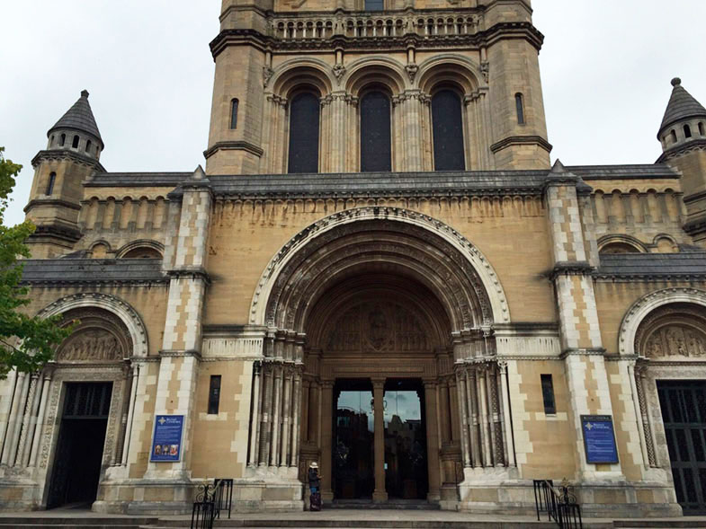 St Anne's Cathedral em Belfast