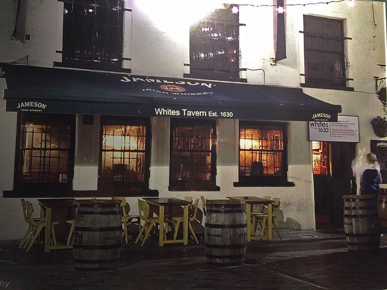 White's Tavern em Belfast