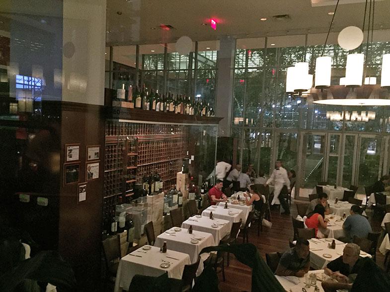 Carne em New York, Wolfgang's Steakhouse