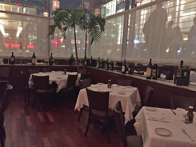 Wolfgang's Steakhouse em New York