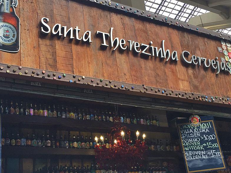 Santa Terezinha Cervejaria no Mercadão