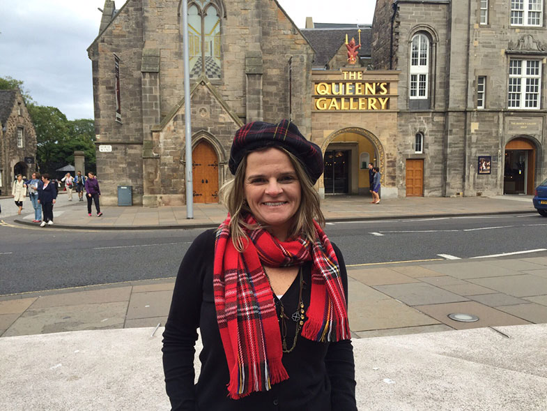 Queen's Gallery em Edimburgo