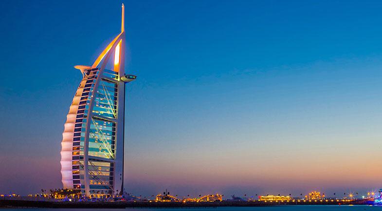 Visto para Dubai gratuito e na chegada para brasileiros