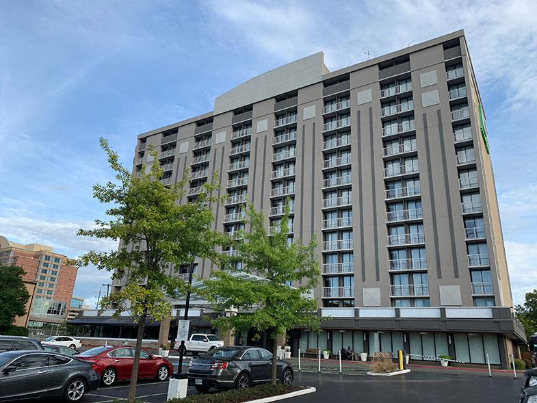 Hotel em Nashville