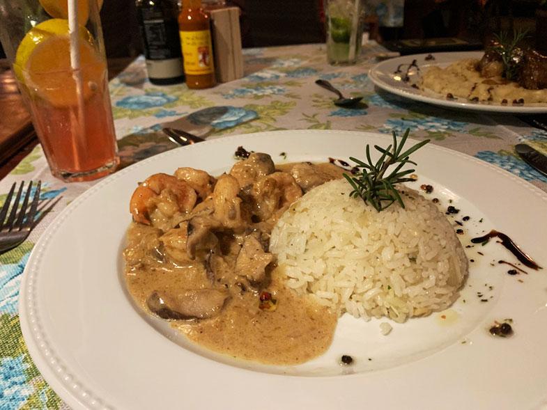 Onde comer em Maragogi